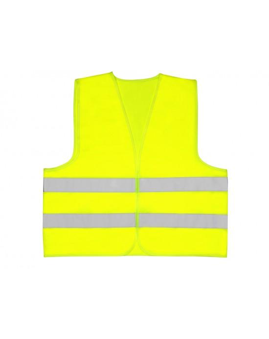 Сигнальный жилет цвет флуоресцентный желтый