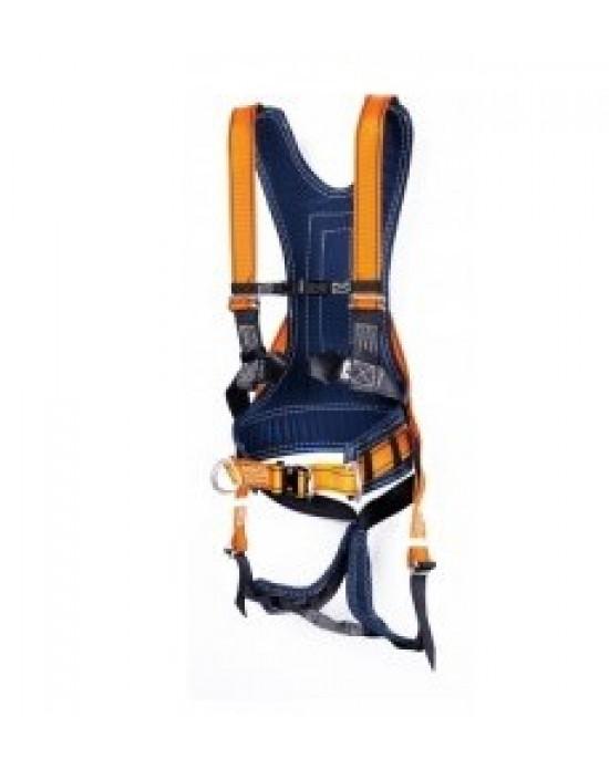 Страховочно-Удерживающая привязь с наплечными и набедренными и лямками СУПР IIж Комфорт