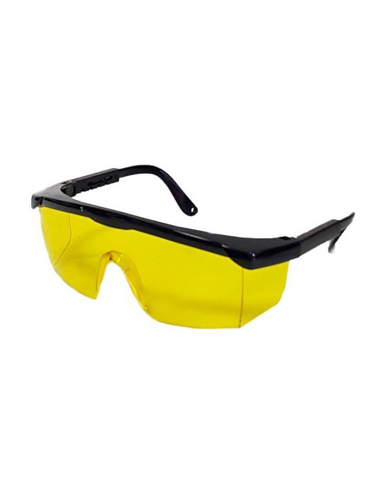 Очки открытые Пегас-У цвет линз: желтая