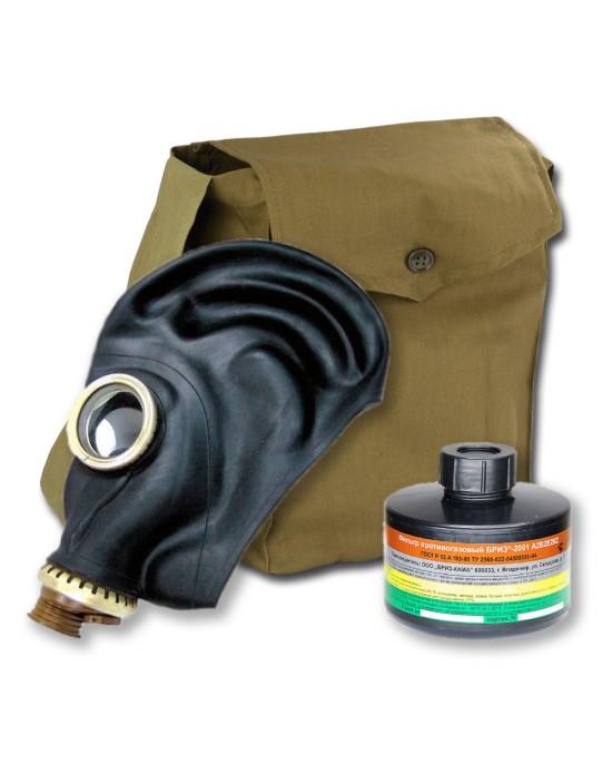 Противогаз Бриз промышленный ШМП с фильтром A2B2E2