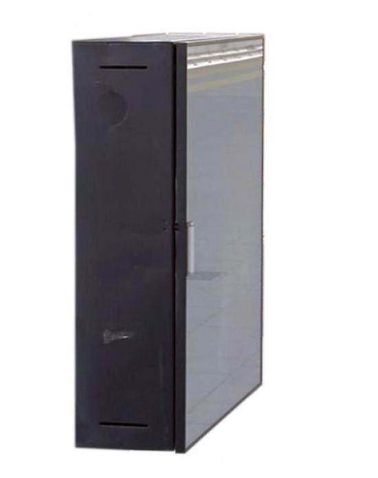 Шкаф пожарный 01 НС ®ЛЮКС (алюминий)
