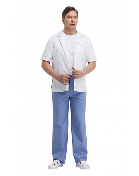 Куртка Крокус 2 мужская белая