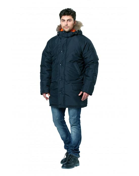 Куртка Аляска черный