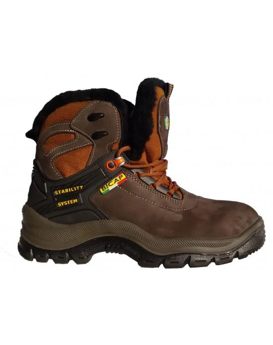 Ботинки Bicap утепленные A 4775/6F 3S2